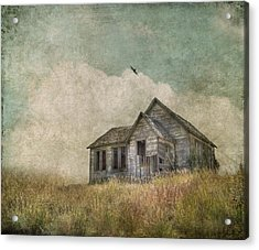 Abandoned Acrylic Print by Juli Scalzi