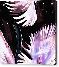 Abstract 12 Acrylic Print by Anil Nene