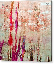 Abstract Print 22 Acrylic Print by Filippo B