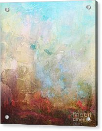 Abstract Print 6 Acrylic Print by Filippo B