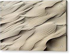 Abstract Sand 7 Acrylic Print by Arie Arik Chen