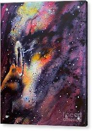 Across The Universe Acrylic Print by Robert Hooper