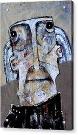 Aetas No 1 Acrylic Print by Mark M  Mellon