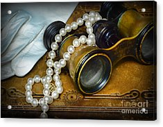 After The Opera Acrylic Print by Paul Ward