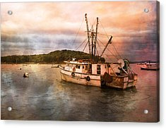 After The Storm Acrylic Print by Betsy C Knapp