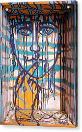Aftertaste Acrylic Print by Adriana Garces
