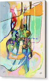 Self-renewal 13q Acrylic Print by David Baruch Wolk