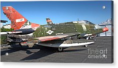 Airplane - 11 Acrylic Print by Gregory Dyer
