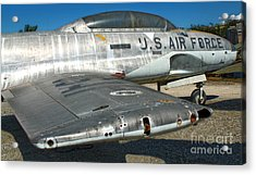 Airplane - 20 Acrylic Print by Gregory Dyer