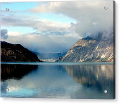 Alaskan Splendor Acrylic Print by Karen Wiles