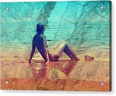 Altered State Acrylic Print by Patricia Januszkiewicz