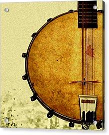 Americana Music Acrylic Print by Bill Cannon