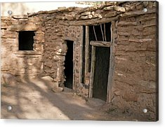 Anasazi House Acrylic Print by Jim West