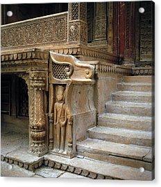 Ancient Rajasthan Acrylic Print by Shaun Higson