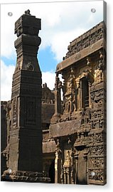 Ancient Tower Acrylic Print by Russell Smidt