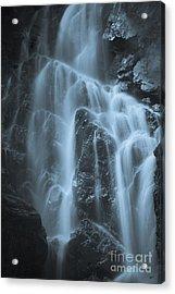 Angel Falls Acrylic Print by Alana Ranney