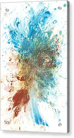 Yang's Walkabout Acrylic Print by Sora Neva