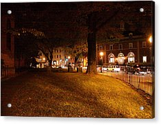 Annapolis Md - 121266 Acrylic Print by DC Photographer