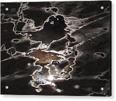 Another Sky Acrylic Print by Rona Black