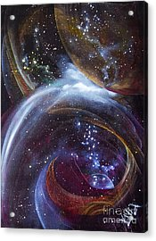 Another World9 Series Acrylic Print by Valia US