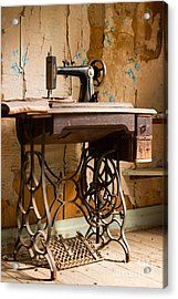 Antiquity Acrylic Print by Birches Photography