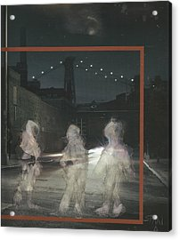 Aperason Acrylic Print by Dennis Stahl