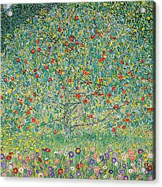 Apple Tree I Acrylic Print by Gustav Klimt