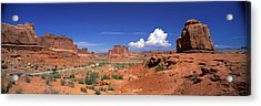 Arches National Park, Moab, Utah, Usa Acrylic Print by Panoramic Images