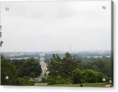 Arlington National Cemetery - 01136 Acrylic Print by DC Photographer