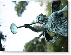 Arlington National Cemetery - 121210 Acrylic Print by DC Photographer