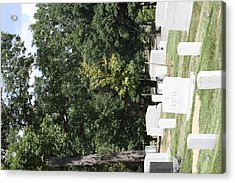 Arlington National Cemetery - 121236 Acrylic Print by DC Photographer