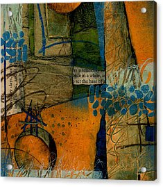 As A Tendency  Acrylic Print by Laura  Lein-Svencner