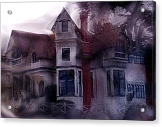 As Time Goes By   Acrylic Print by Viggo Mortensen