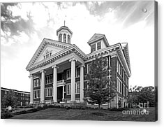 Asbury University Hager Administration Building Acrylic Print by University Icons