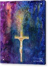 Ascension Acrylic Print by Laila Shawa