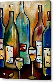 Assorted Spirits Acrylic Print by Tom Fedro - Fidostudio