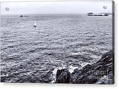 At Sea Acrylic Print by Olivier Le Queinec