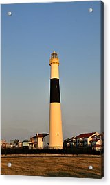 Atlantic City - Absecon Lighthouse Acrylic Print by Bill Cannon