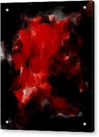 Auction F W 134  Acrylic Print by Sir Josef Social Critic - ART