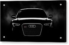 Audi Rs5 Acrylic Print by Douglas Pittman