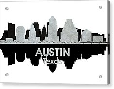 Austin Tx 4 Acrylic Print by Angelina Vick