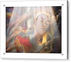 Awakening Acrylic Print by Bob Salo