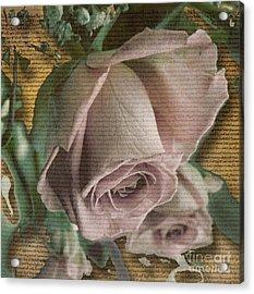 Awe Acrylic Print by Yanni Theodorou