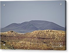 Az Landscape - Near Grand Canyon Acrylic Print by David Gordon