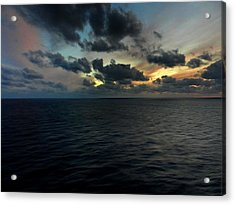 Bahamas 042 Acrylic Print by Lance Vaughn