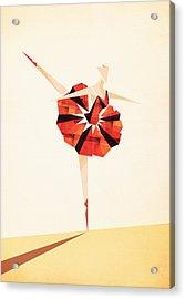 Ballance  Acrylic Print by VessDSign
