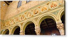 Basilica Di Sant' Apollinare Nuovo - Ravenna Italy Acrylic Print by Jon Berghoff