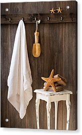 Bathroom Acrylic Print by Amanda And Christopher Elwell
