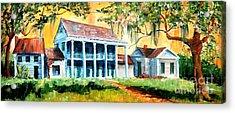 Bayou Country Acrylic Print by Diane Millsap