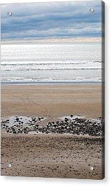 Beach Colors Acrylic Print by Kai Bergmann
